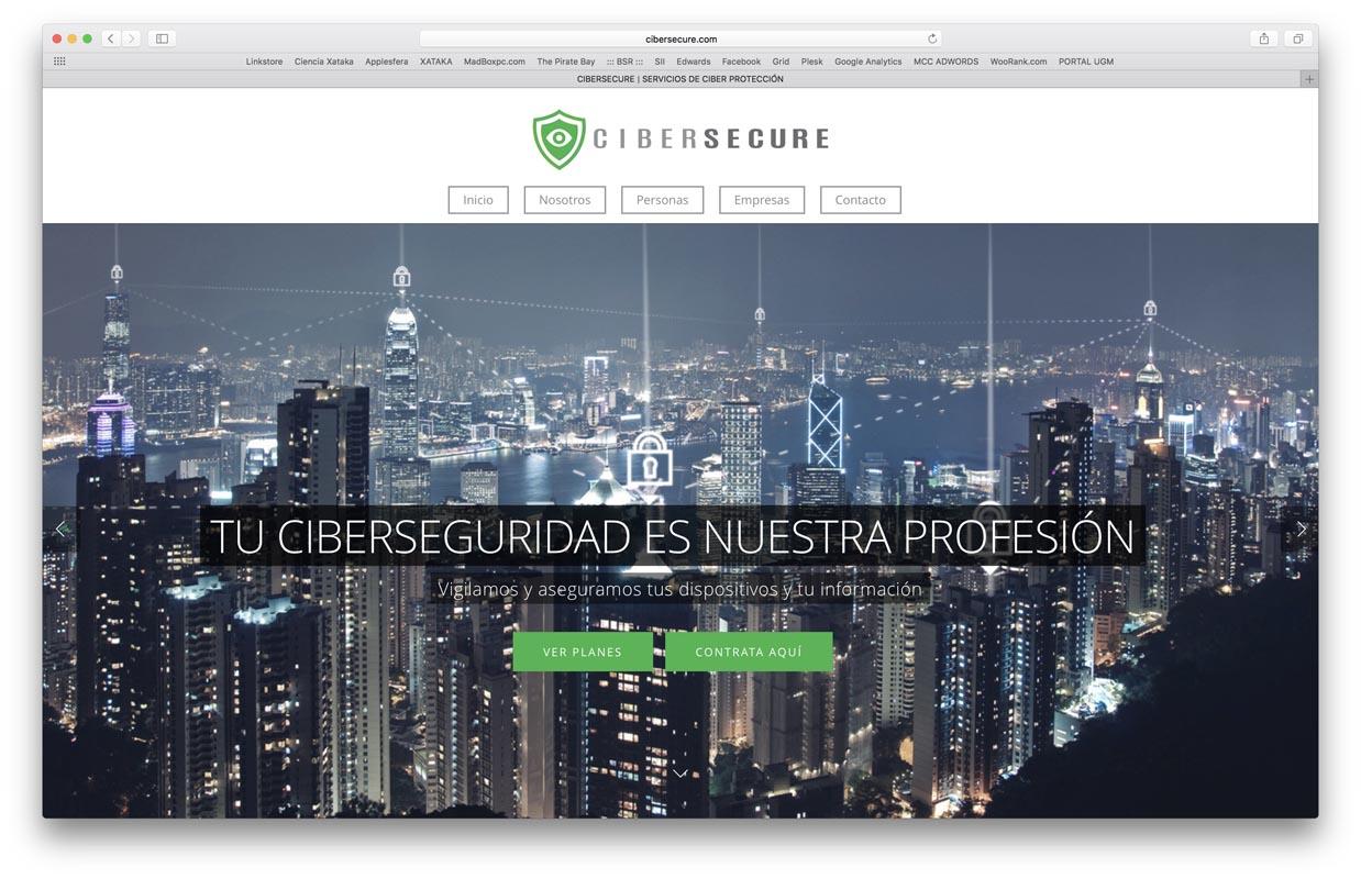 - Ciber Secure - Proyectos