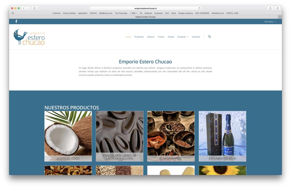 - Emporio Estero Chucao - Proyectos