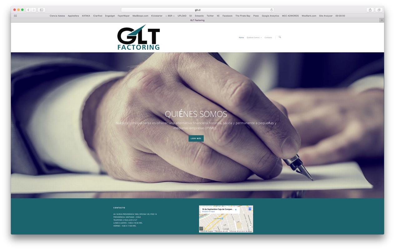 - glt - Proyectos