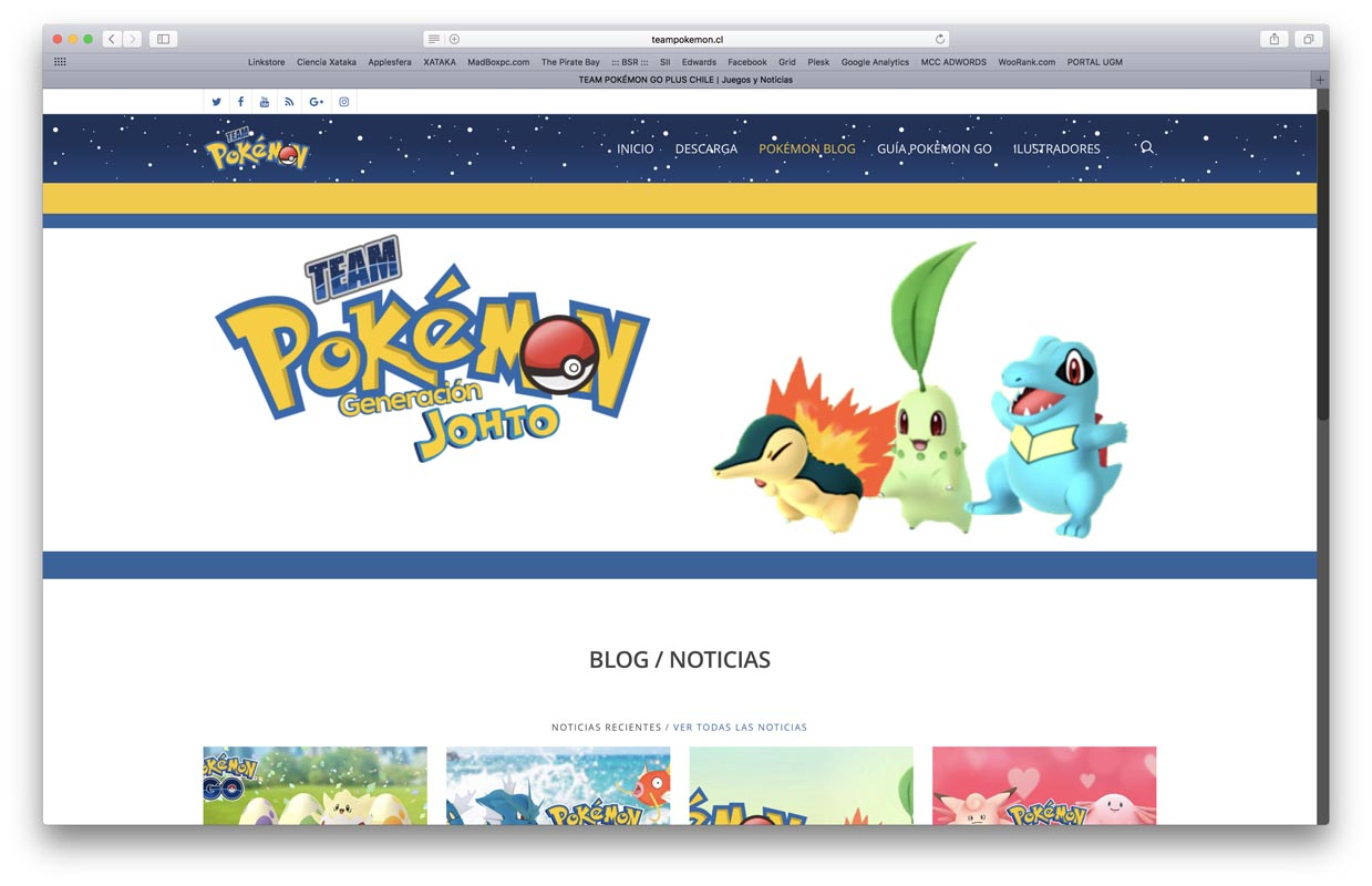 - team pokemon - Proyectos