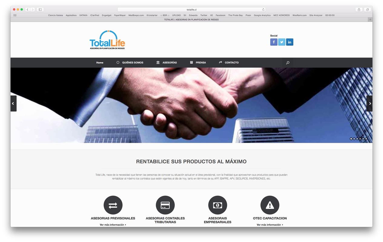 - totalife2 - Proyectos