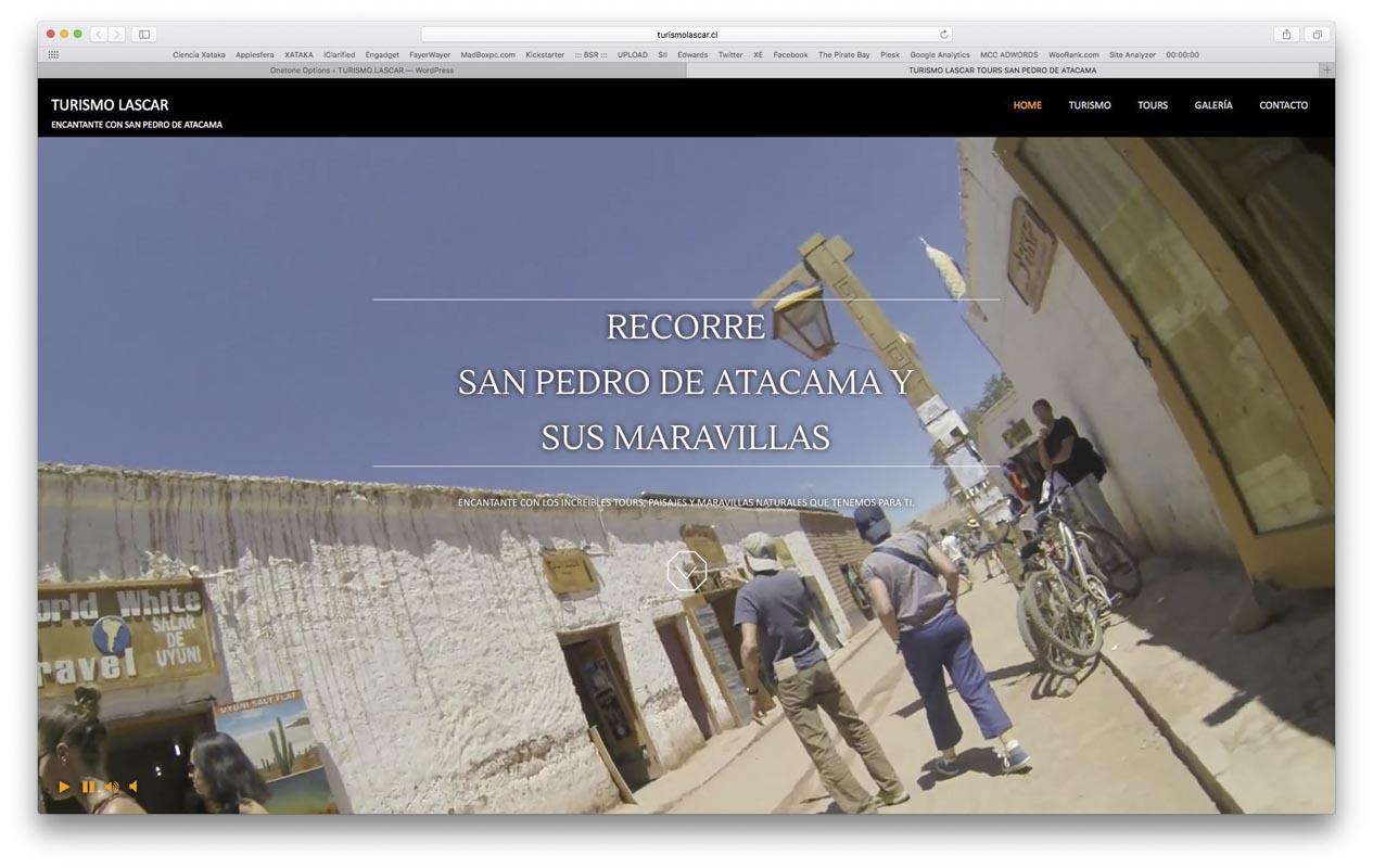 - turismo lascar - Proyectos