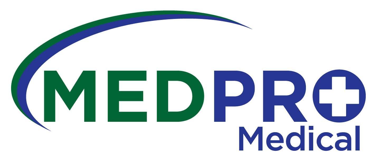trabajos - Logo MedProMedical - TRABAJOS DISEÑO GRAFICO