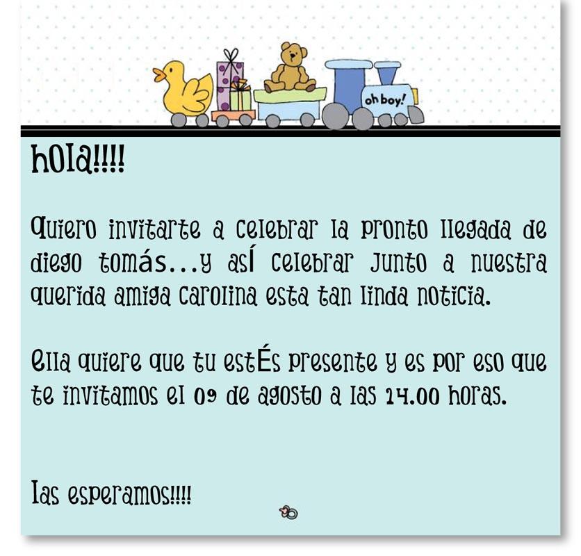 trabajos - mailing baby2 - TRABAJOS DISEÑO GRAFICO