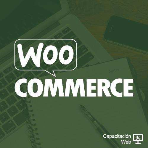 capacitaciÓn - curso comercio electronico woocommerce blanco - CAPACITACIÓN
