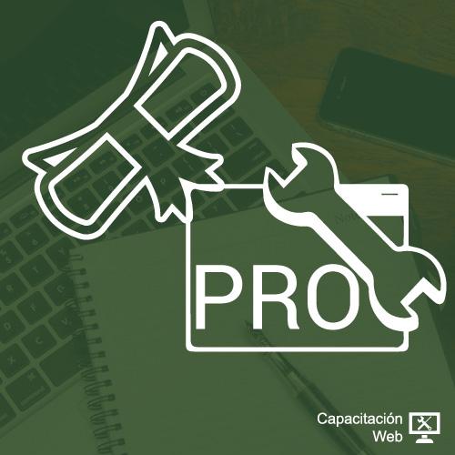 capacitaciÓn - diplomado webmaster desarrollo web PRO - CAPACITACIÓN