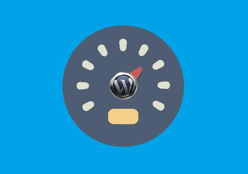 diseño producción multimedia y desarrollo web - speed up wordpress 500x350 - DISEÑO Y DESARROLLO WEB