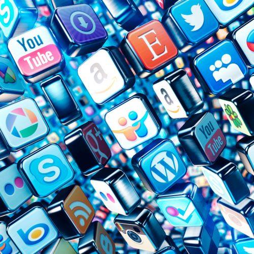 diseÑo y desarrollo web - rrss 500x500 - DISEÑO DESARROLLO SITIOS WEB